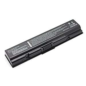 UKOUTLET 6-cells 5200MAH 10.8V New Replacement Toshiba Laptop Battery PA3534U-1BRS for Satellite Equium Satellite Pro A200 A210 A300 A300D A305 A305D A500 L300 L450 L450D L500 L500D M200 Series