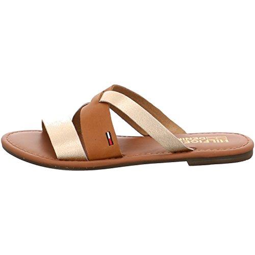 Hilfiger Denim - Sandalette | SUKY 4C1 | gold Sand