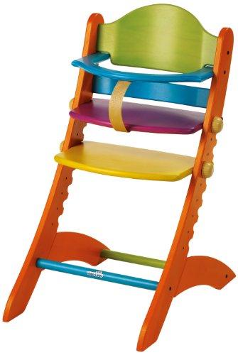 Geuther Swing Trona polvo de diamante multicolor Funny Multicoloured