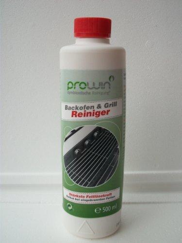 proWin Backofenreiniger 1 x 500ml Grill- & Ofenreiniger - Pro Grill