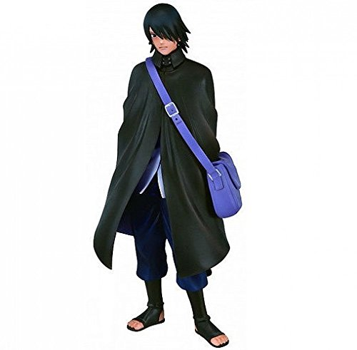 Naruto Shippuden Shinobi Relations DXF * Figurine Sasuke 17cm * original & licensed