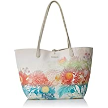 4f41a57cf Desigual Bols Capri, Shoppers y bolsos de hombro para Mujer, 28x13x30 cm (B