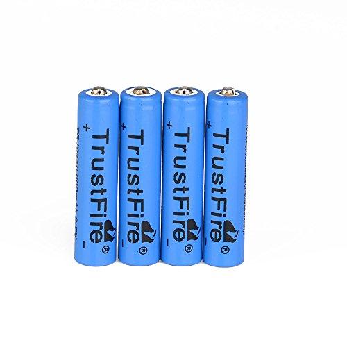 TrustFire - Batería 10440 / 600 mAh / 3,7V