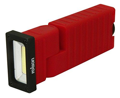 Preisvergleich Produktbild Rolson 614583W COB Flex Clip auf Arbeit Licht–Rot