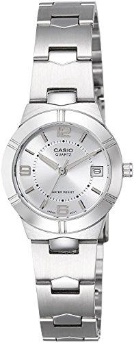 41PYf3ZwewL - Casio Enticer Women LTP 1241D 2ADF A850 watch