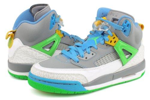 Nike Jungen Jordan Spizike Bg Turnschuhe Blue/Green