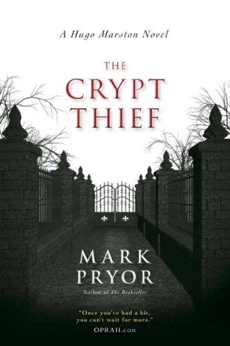 The Crypt Thief: A Hugo Marston Novel (A Hugo Marston Novel Series Book 2) (English Edition)