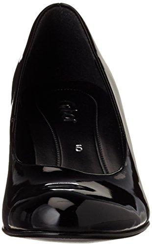Gabor Shoes Fashion, Scarpe con Tacco Donna Nero (schwarz +Absatz 77)