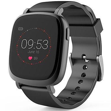 Meet Global Supermarket-Smartwatches@SKMEI Men Women Smart Bracelet Photography Music Control Heart Rate Monitor Clocks Distance Record Digital Sports Watches L42A