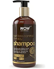 WOW Skin Science Hair Loss Control Therapy Shampoo Increas