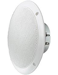 wasserdichter Lautsprecher IP65 weiß oder schwarz - Größe wählbar