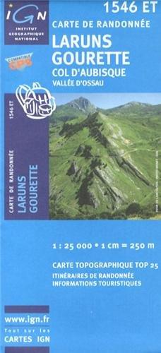 1546 ET Laruns, Gourette, Col d'Aubisque, Vallée d'Ossau