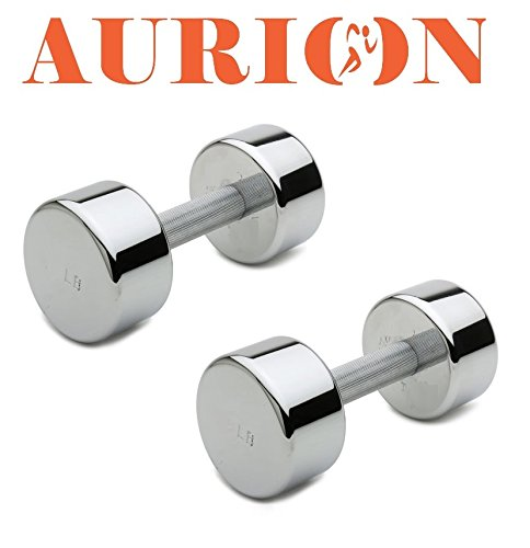 Aurion-Steel-Dumbbell-10-Kg-5-Kg-X-2-Perfect-Body-Workout