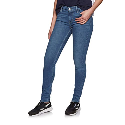 Levis Innovation Super Skinny Jeans 30W x 32L Word (30x32 Damen Jeans)