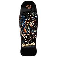 Santa Cruz Skateboard Deck Winkowski Trash Panda Pre Issue - 10.34 Inch Negro (Default, Negro)