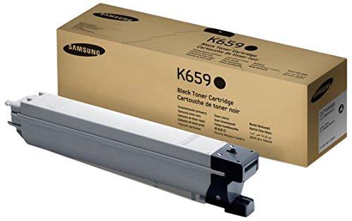 Preisvergleich Produktbild Samsung CLT-K659S/ELS Original Toner (Kompatibel mit: CLX-8640ND/8650ND) schwarz