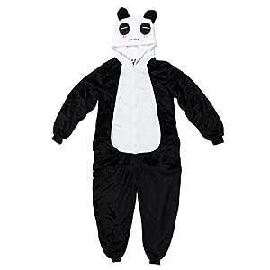 Katara (10+ Modelos) Kigurumi Pijamas Disfraz Animal Halloween Adultos Panda Talla 155-165cm