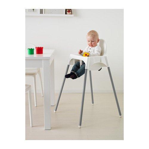 Imagen para IKEA ANTILOP - Trona con cinturón de seguridad