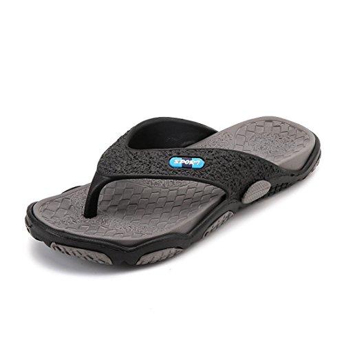 Men's Fashion Durable Comfortable Flip Flops Slippers as picture 1