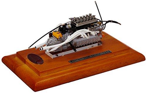 cmc-m-121-miniatura-veicolo-modelli-a-scala-ferrari-312-p-motore-scala-1-18