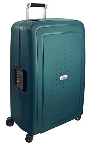 Samsonite - S'cure DLX Spinner 75 cm, Verde (METALLIC GREEN)