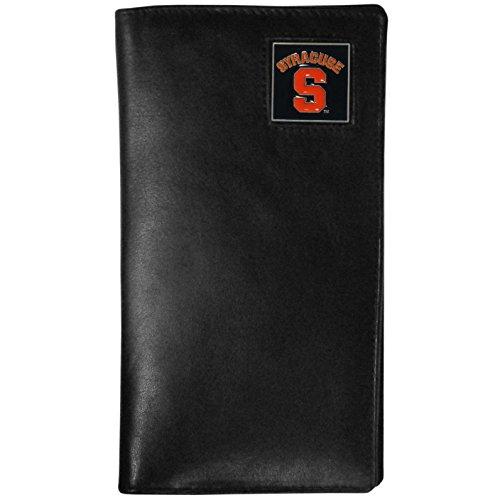 Siskiyou NCAA Geldbörse aus Leder, Aqua Syracuse-armband