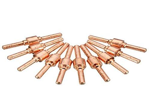 Luft-Plasma-Schneiden Cutter Verbrauchsmaterial Erweiterte für PT-31 LG 40 Torch Cut-50D 60pcs - 6