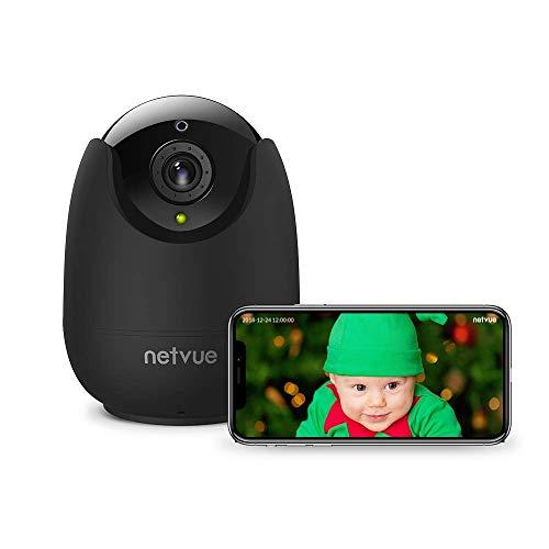 WLAN Kamera 1080P Überwachungskamera NETVUE Babyphone