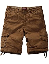 d3557dbea4 Amazon.co.uk: Brown - Shorts / Men: Clothing