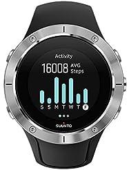 Suunto, Spartan Trainer Wrist HR, Unisex GPS-Uhr für Multisport-Athleten, 10 Std. Akkulaufzeit, Wasserdicht bis 100 m, Herzfrequenzmessung am Handgelenk, Farb-Display