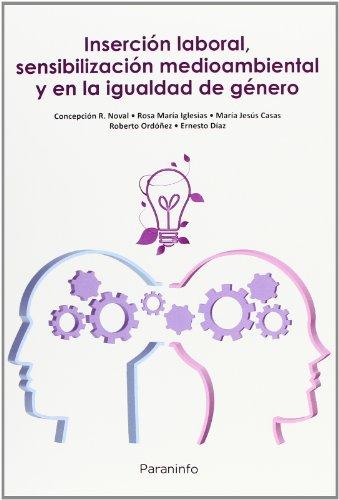 Inserción laboral, sensibilización medioambiental y en la igualdad de género (Cp - Certificado Profesionalidad)