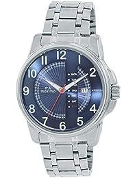 Maxima Analog Blue Dial Men's Watch-O-56990CAGI
