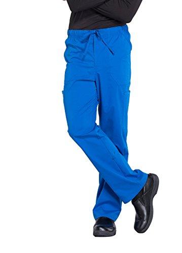 Cargo-scrub-hose (Cherokee Workwear Professionals Herren Cargo Scrub Hose - Blau - X-Groß)