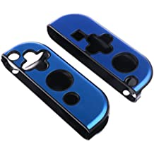 FNT Protective Carry Hard Case Cover For Nintendo Switch Game Controller Blue
