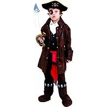 Dress Up America 708-T2 - Costume per travestimento da Pirata Dei Caraibi 01fc8bf9e167