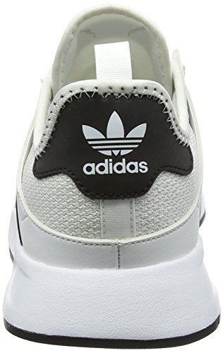 adidas X_PLR, Sneakers Basses Homme Blanc Cassé (Whitincblackftwwht)