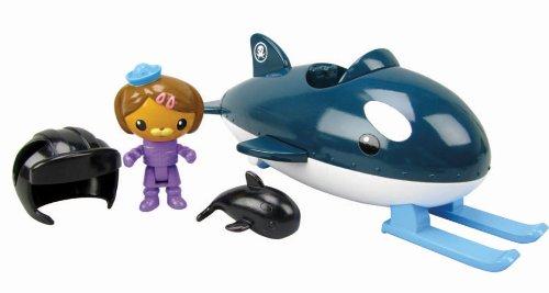 Fisher-Price - Personaggi in miniatura degli Ottonauti: Gup-O e Dashi