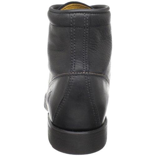 Frye Arkansas Mid Lace, Boots homme Noir (Blk)