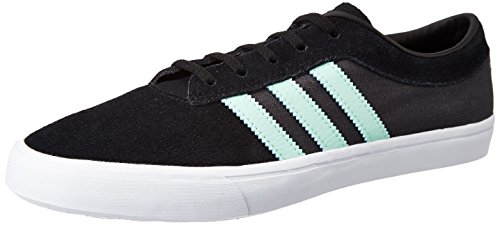 sale retailer b5dd5 a7051 adidas Originals Men s Sellwood Cblack, Icegrn and Dgsogr Sneakers - 8  UK India (
