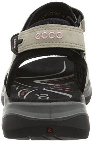 Ecco Damen Offroad Sport-& Outdoor Sandalen Beige (ATMOSPHERE/ICEW./BLACK 54695)