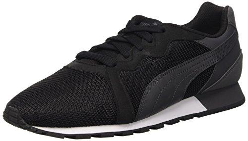 Puma Pacer, Sneaker Man (Fitness &), Nero/Asphalt, 8