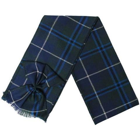 Mini fascia scozzese con rosetta- 100% lana-