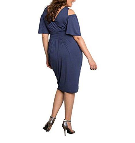 Leader of the Beauty - Robe - Fille Bleu