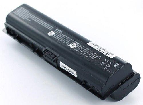 Akkuversum Akku kompatibel mit HP Pavilion DV6500 Ersatzakku Laptop Notebook (Laptop Akku Dv6500)