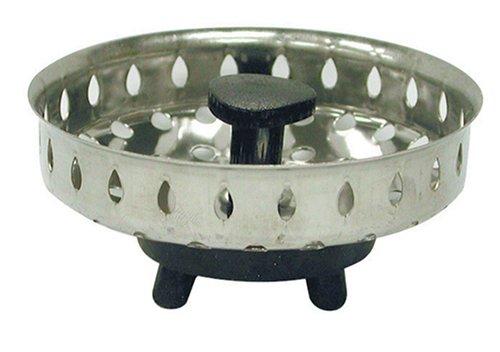 Danco 86720Wirtschaft Korbventil mit Gummi Stopper, Edelstahl (Duschkopf Pfister)