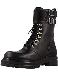 Botas para Mujer, Color Negro, Marca ALBANO, Modelo Botas para Mujer ALBANO 8021AL