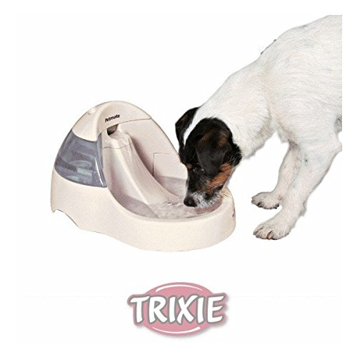 Trixie Filtro di Ricambio per distributore Fresh Flow Ciotole e abbeveratoi Cane