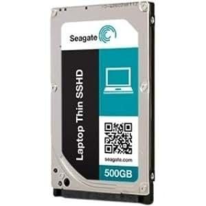 "Seagate Laptop SSHD 500GB SATA3 - disques durs (500 Go, Série ATA III, 5400 tr/min, 2.5"", Ordinateur portable, HDD-Hybride)"