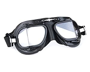Mk9 Racing - Classic Motorcycle Goggles/Classic Driving Goggles by Halcyon