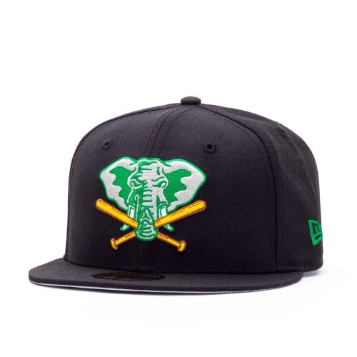 New Era Oakland Athletics 59FIFTY Fitted Cap black